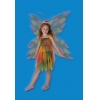 Amber Woodland Fairy Child